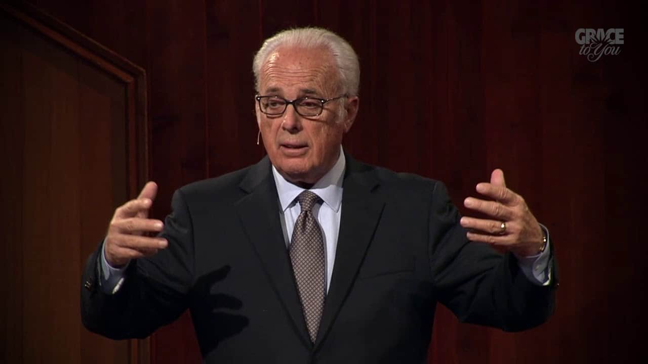 John MacArthur on Dispensationalism and The Blood of Jesus