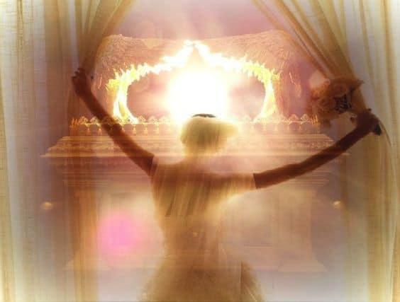 "The ""Shekinah"" Glory"