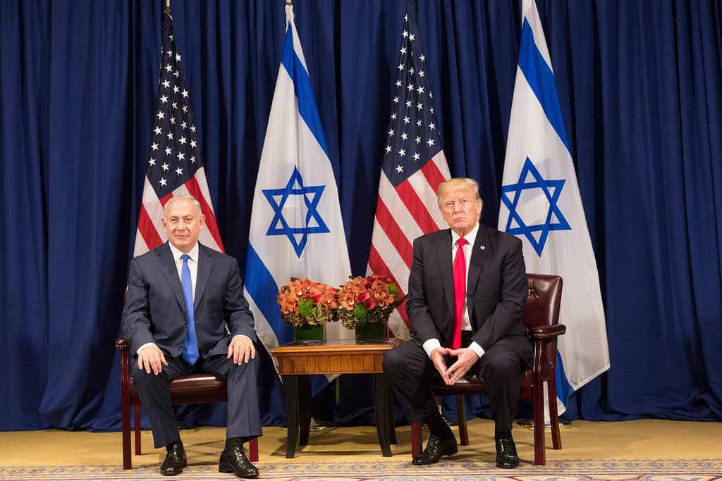The Trump And Israel Conspiracy