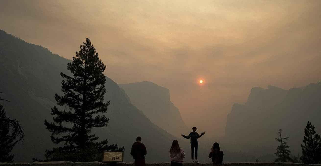 Yosemite is EVACUATED as Wildfire Blankets the Valley – Geoengineering Dream