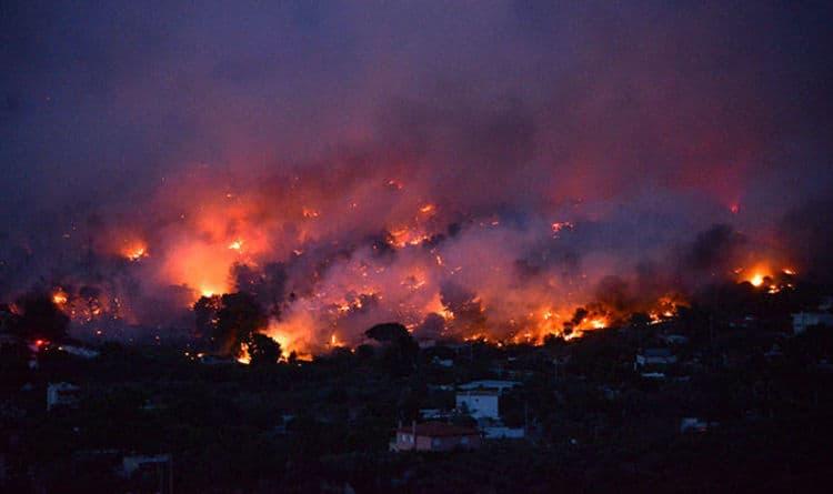 Engineered Weather Causing Floods/Fires Worldwide