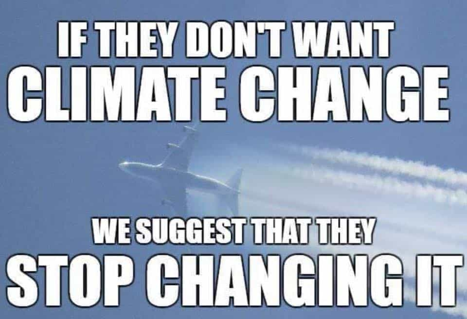 If Climate Change