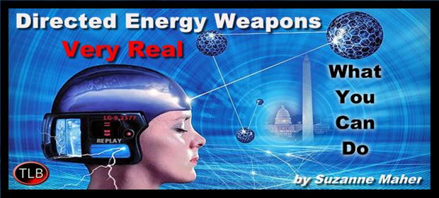 The Human Target – Directed Energy Weapons and Electronic Warfare