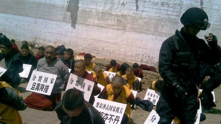 Bone-Chilling Footage From Inside China Shows Raw Reality of Enslavement Tacitly Supported by Big Tech