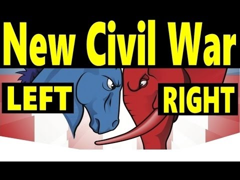 America's Burgeoning Civil War