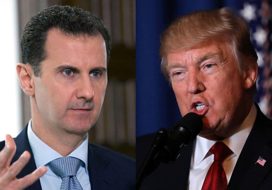 """Prophets To Ahab And Evangelicals To Trump: """"Go Up! Attack Syria!"""""""