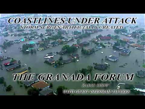 Coastlines Under Attack Storm Surges Artificially Created-Deb Tavares