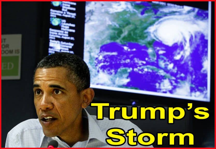 Engineering Frankenstorms: Obama Ordered DHS to Control Hurricanes