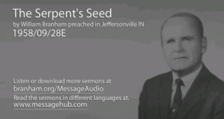 The Heretic Serpent SeedDoctrine