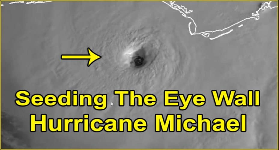 "Hurricane Michael – Eco-Terrorism – LEO ""Space Fence"" in Action"
