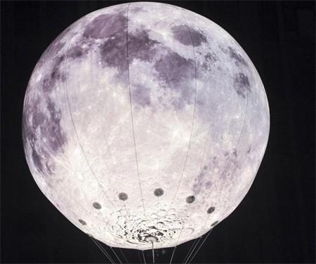 Artificial Moon to be Launched in China