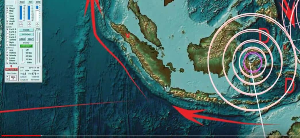 Earthquake activity across Pacific decreases – Deep M6.5 sets stage for new round