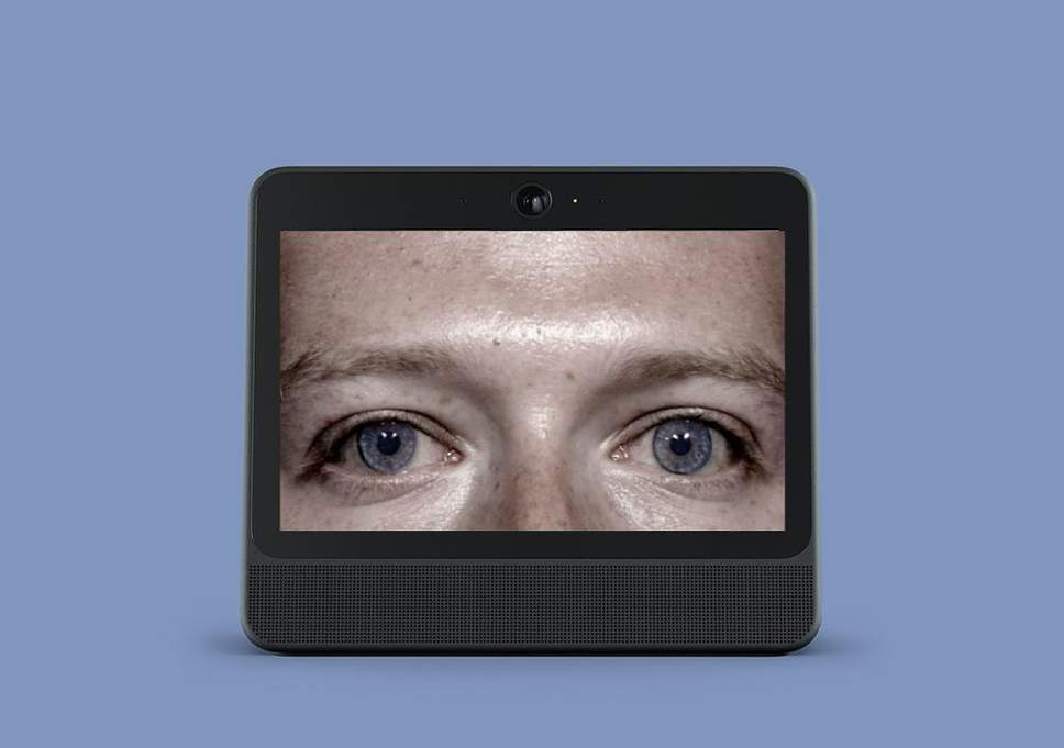 Facebook PORTAL: The Next Step in Volunteer Surveillance