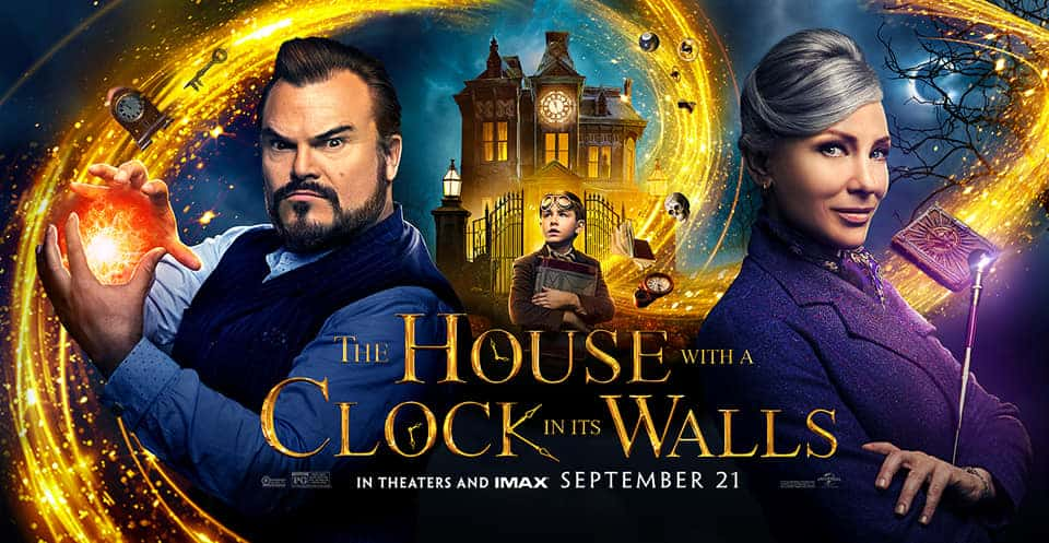 The House With A Clock In It's Wall: Occult Initiation For Kids
