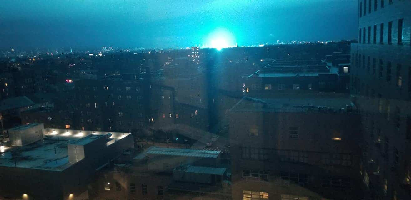 Astoria and Other Explosions This Week: Connecting Dots