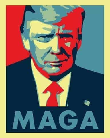 #MAGA: Make America Great Again again