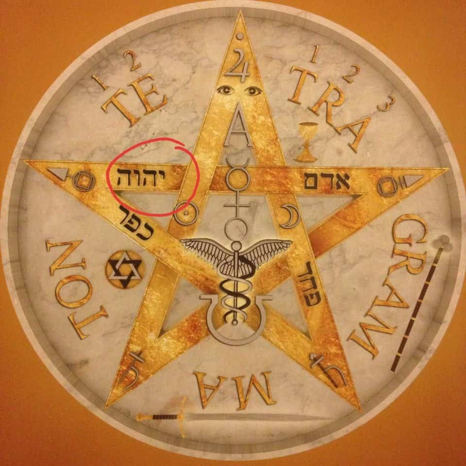 "Why YHWH (The Tetragrammaton) is NOT God's ""Sacred"" Name"