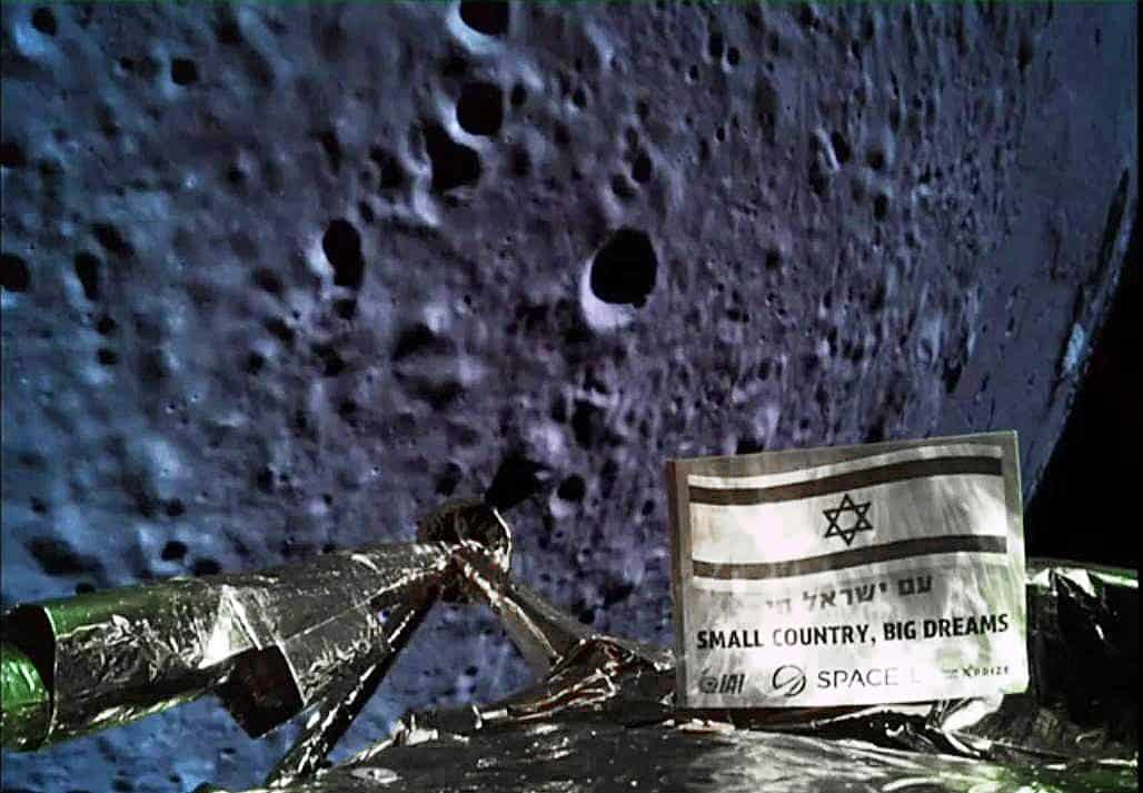 Beresheet: Sixth Grade Science Project Named After Pooping Bear Fails to Land on Moon