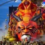 "Carnivals in Brazil: People Celebrate the ""Triumph"" of SATAN over Jesus"