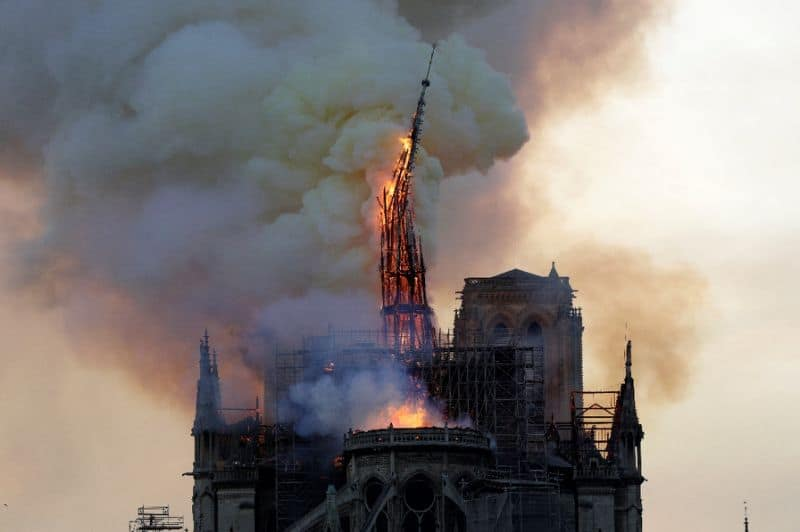 Notre Dame Burning Predicted in My Pet Goat II