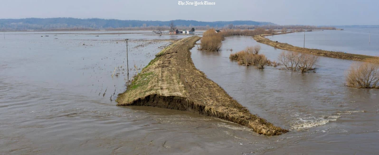 Flooding and Coming Food Shortages Deliberately Created with Weather Control Technology