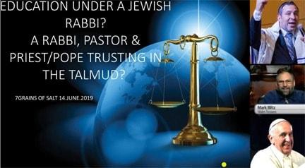 Education Under a Rabbi? 7Grains of Salt