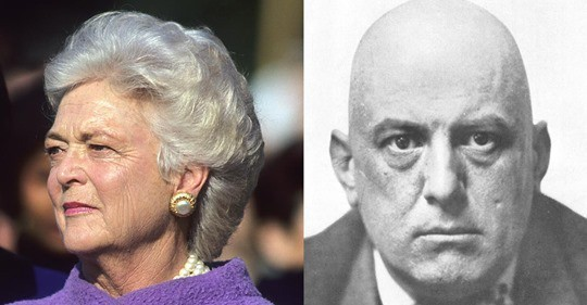 The Aleister Crowley / John Nelson Darby Link