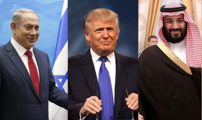 Making Israel And Saudi Arabia Great – Chuck Baldwin
