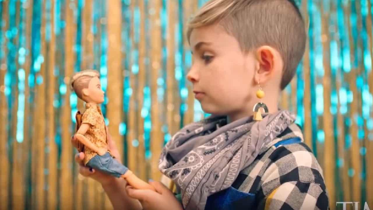 "Mattel Releases ""Gender-Neutral"" Barbie, Promotes it with Preposterous Video"