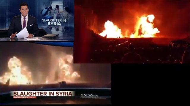 Turkey Syria Kurd Slaughter Video Fake