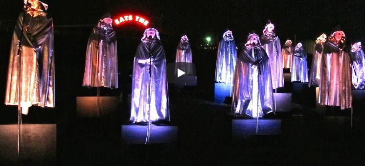 Family Event in Australia Flaunts Satanism