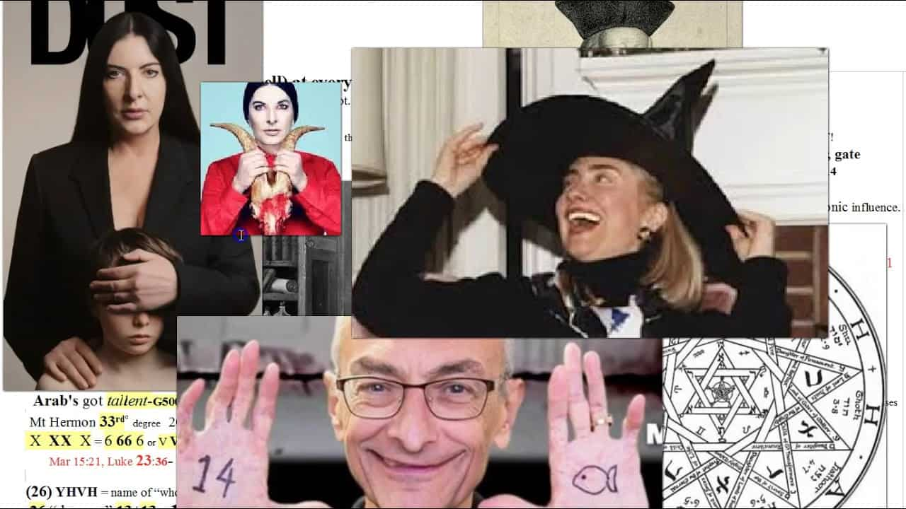 Witches and Sorcerers. Traps and Snares of the Enemy. Swamp Alive and Growing, MAGA!