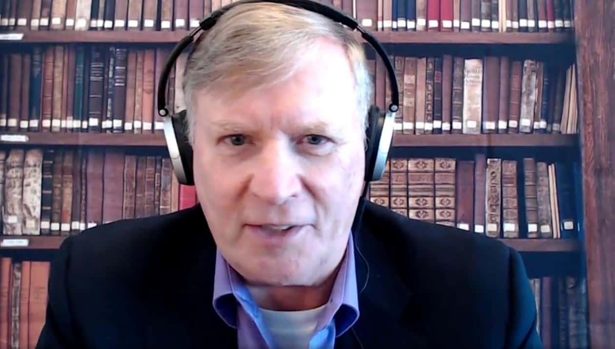 Dr Chuck Baldwin: Reject Zionism & Exalt Jesus