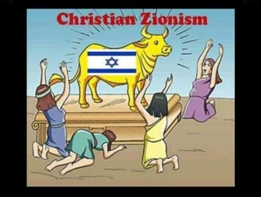 THE WAR ON CHRISTIANITY, THE ABOMINATION AND BLASPHEMY OF CHRISTIAN ZIONISM