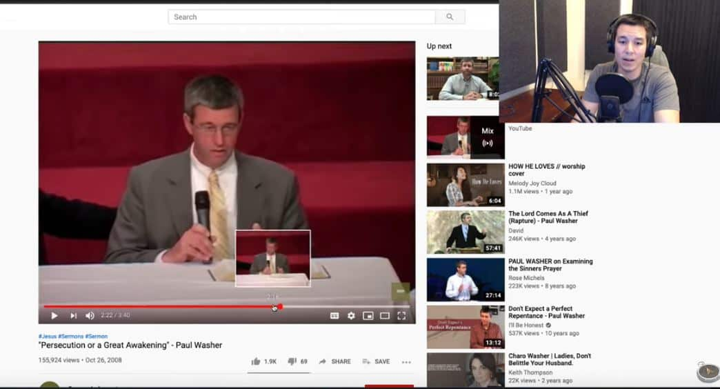 Paul Washer – Prophetic Word? The Church & the Spirit of This Age