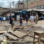 Peru Belen Iquitos Market Devastated by Military After Lockdown Protests