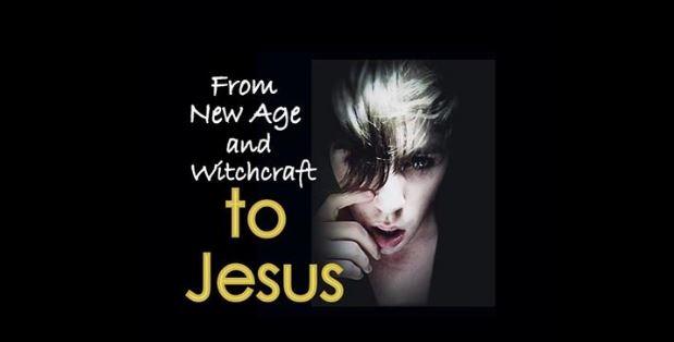 From New Age & Witchcraft to Jesus: Jamie Robie
