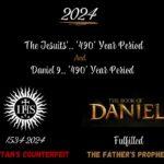 "The Jesuits ""490"" Year Period & Daniel 9's ""490"" Year Period"