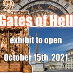 La Porte Dell'Inferno (The Gate of Hell) Exhibition to Open in Rome on Oct 15, 2021
